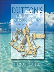 Duttons Nautical Navigation, 15th Edition-第15版航海