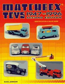 Matchbox Toys 1947 to 1996: Identification & Value Guide-火柴盒玩具1947年至1996年:识别和价值指南
