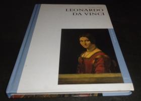 2手英文 Leonardo Da Vinci: Gallery of the Arts (Art Gallery Series) 达芬奇画册 sgb8