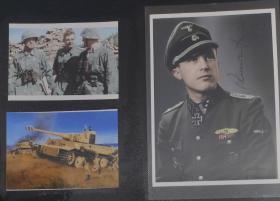 """第2党卫军装甲师""""帝国师""""第3掷弹兵团10连,汉莫特·施莱伯"""