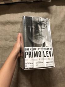 The Complete Works of Primo Levi 【普里莫·莱维全集,英文版,精装三册盒装】塑封现货