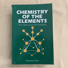 《元素化学》  Chemistry of the Elements