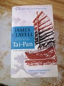 Tai-Pan:The Epic Novel of the Founding of Hong Kong