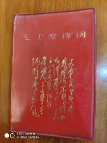 毛主席诗词(100开)