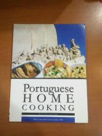 Portuguese HOME COOKING(英文原版) 葡萄牙家庭烹饪