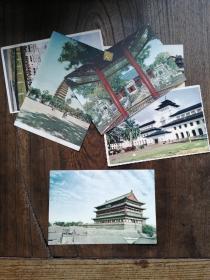 建国初明信片6张