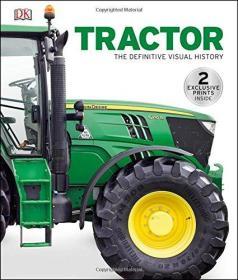 Tractor: The Definitive Visual History-拖拉机:最终的视觉历史