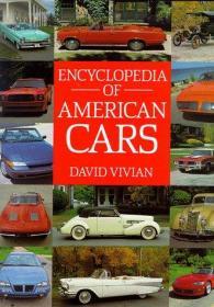 Encyclopedia of American Cars-美国汽车百科全书