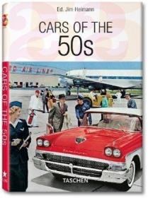 Cars of the 50s (Taschens 25th Anniversary Special Icons)-Taschens 25周年纪念专用车