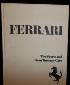 B0006BWTRK Ferrari, the sports and gran turismo cars,-B0006BWTRK法拉利跑车和大赛车,