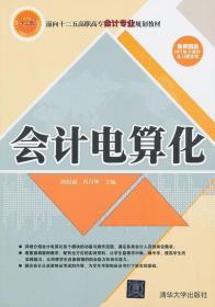 会计电算化/面向十二五高职高专会计专业规划教材