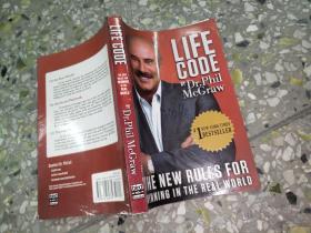 Life Code: The New Rules for Winning in the Real WORLD[生活准则:在现实世界中获胜的新规则]精装 原版 库存