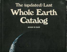 The (updated) Last Whole Earth Catalog-最新的地球目录
