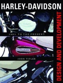 Harley-Davidson: Design and Development-哈雷戴维森:设计与开发