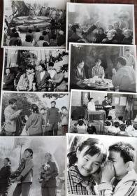 《观音今年十二岁》  电影黑白剧照包邮挂刷
