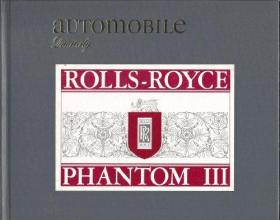 B000JY5FAW Automobile Quarterly, Volume 17, Number 2 Rolls-Royce Phantom III-B000JY5FAW汽车季刊,第17卷,2号劳斯莱斯幻影III