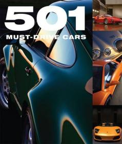 501 Must-Drive Cars-501必须开车