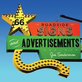 Route 66 Roadside Signs and Advertisements-路标和路标66