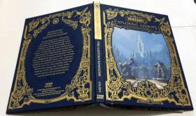 World of Warcraft: Exploring Azeroth: The Eastern Kingdoms   英文精装 皮面