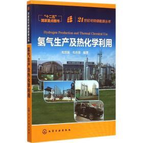 氢气生产及热化学利用/21世纪可持续能源丛书