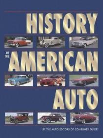 Pil History of the American Auto-美国汽车史