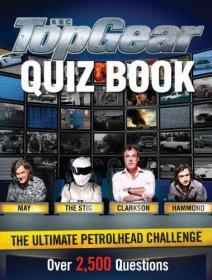Top Gear Quiz Book-最高档测试手册