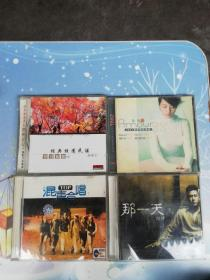 CD  4张