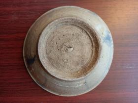 瓷碗,老瓷器,瓷碗一只,完整无缺,很古老的瓷碗,具体年代不详,请客官自鉴。详情见图。