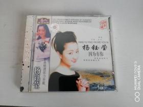 CD 杨钰莹/因为有你
