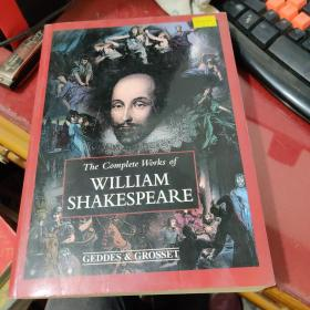 The complete works of William of WILLIAM SHAKESPEARE