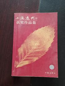 小说选刊获奖作品集2001-2002下册短篇