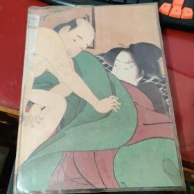 日本原版-浮世绘- 宫廷图绘poem of the pillow and other stories