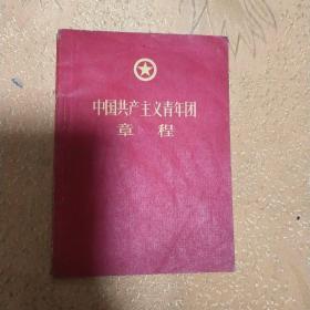 中国共产主义青年团章程。
