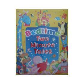 英文原版绘本Bedtime - Two Minute Tales睡前的两分钟故事