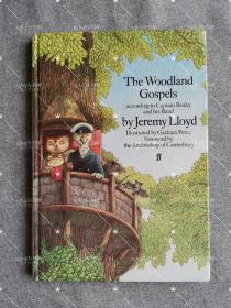 精装大开本The Woodland Gospels