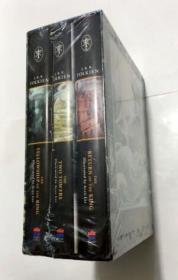 The Lord of the Rings:Reset Illustrated Edition 2002   指环王:重置插图版2002  精装全新塑封 带函套