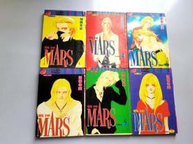 单行本漫画《MARS战神》1-6打包