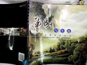 中国山水画技法丛书:曾刚写生选