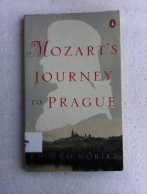 Mozart's Journey to Prague     英文原版      莫扎特的布拉格之旅