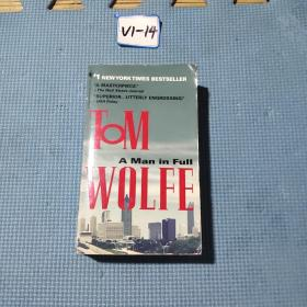 Tom A Man in Full Wolfe