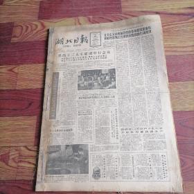湖北日报合订本1987一10