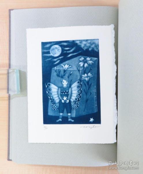 【特價出售】原野賢吉(票主)銅版畫藏書票集 原作21枚入 限定1部 票主收藏本 制作者 萩原英雄、大內香峰、多賀新、若月公平、栗田政裕、湧田利之、原島典子、對比地光子、清水洋子、內藤八千代