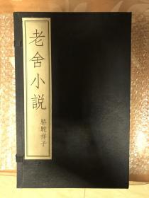 老舍小说(骆驼祥子)
