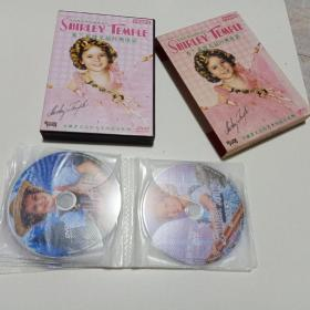 老光盘……(12碟DVD)秀兰邓波儿最经典电影