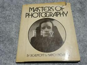 万叶堂英文原版 masters of photography