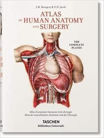 Bourgery: Atlas of Anatomy and Surgery