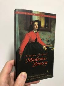 Madame Bovary 包法利夫人 英文版