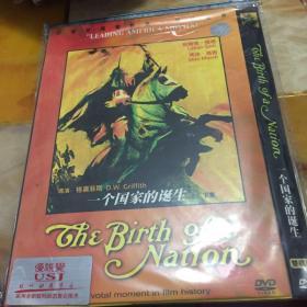 the birth of a nation 一个国家的诞生 上下集 DVD