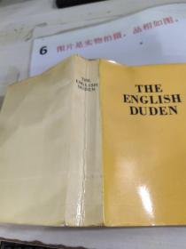 the english duden