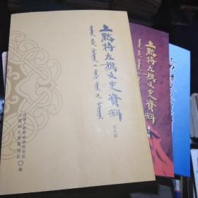 土默特左旗文史资料第九辑(北京知青在土左)